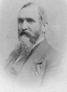 Isaac R. Moores Jr. American politician