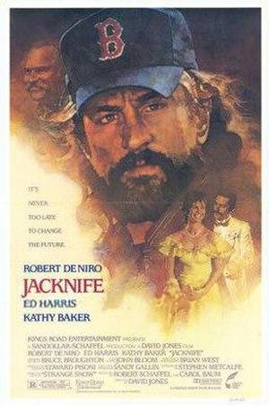 Jacknife - Australian Poster