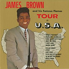 James Brown The Famous Flames Shout And Shimmy Come Over Here