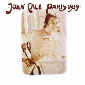 Paris 1919 (album) - Image: John Cale Paris 1919