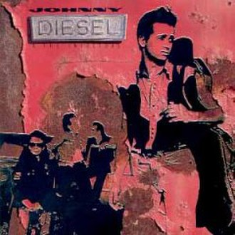 Johnny Diesel and the Injectors - Image: Johnny Diesel and the Injectors album cover