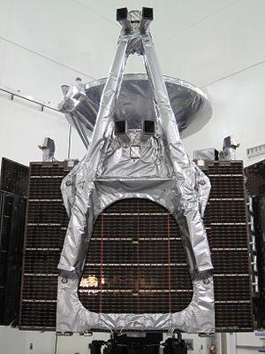 Magnetometer (Juno) - Image: Juno mag boom 3
