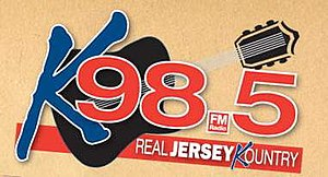 WBBO - WKMK logo from 2006 to 2009