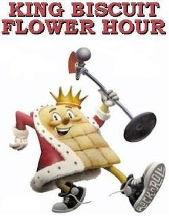 King Biscuit Flower Hour - Image: King Biscuit Flower Hour radio show logo