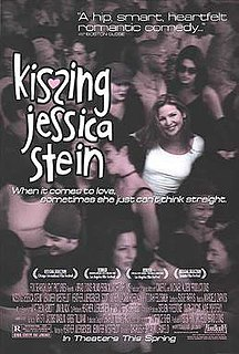 <i>Kissing Jessica Stein</i> 2001 film directed by Charles Herman-Wurmfeld