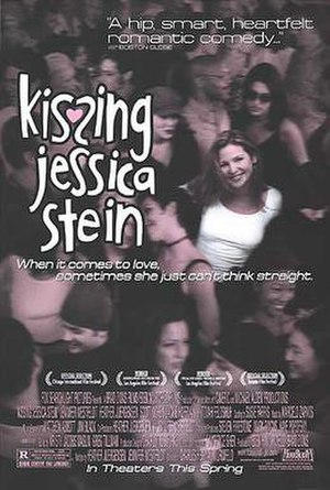 Kissing Jessica Stein - Theatrical release poster