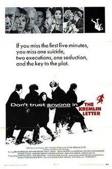 Pismo Iz Kremlja (1970)