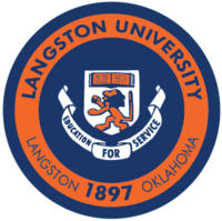 Langston University seal.png