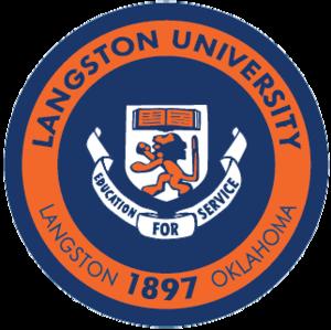 Langston University - Image: Langston University seal
