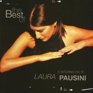 The Best of Laura Pausini: E ritorno da te - Image: Laura pausini e ritorno da te