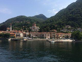 Laveno-Mombello Comune in Lombardy, Italy