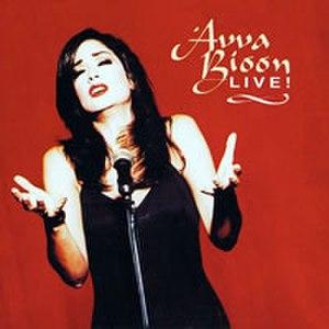 Live! (Anna Vissi album) - Image: Live 1993vissi