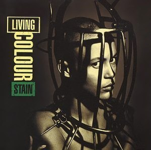 Stain (album) - Image: Living Colour Stain