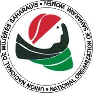 National Union of Sahrawi Women - Image: Logo NOSW