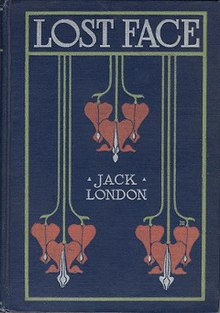 Lost Face (Jack London book - cover art).jpg