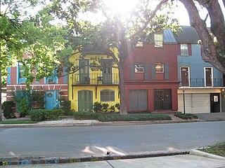 Montrose, Houston Residential neighborhood in Houston, Texas, USA