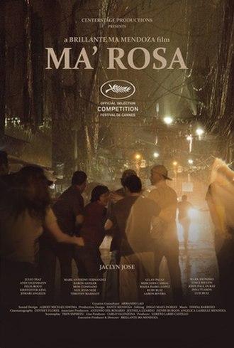 Ma' Rosa - Film poster