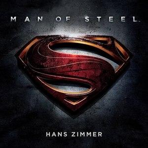 Man of Steel (soundtrack) - Image: Man of Steel Soundtrack Cover