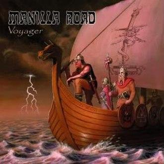 Voyager (Manilla Road album) - Image: Manilla road voyager