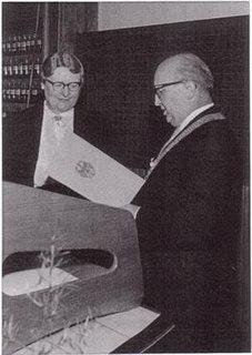 Maria Lipp German chemist