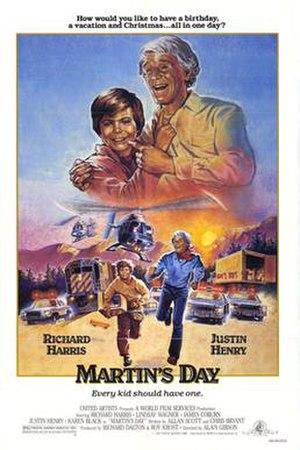 Martin's Day - Image: Martin's Day