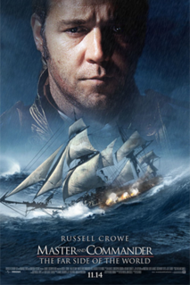 <i>Master and Commander: The Far Side of the World</i> 2003 film by Peter Weir