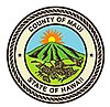 Official seal of Maui County