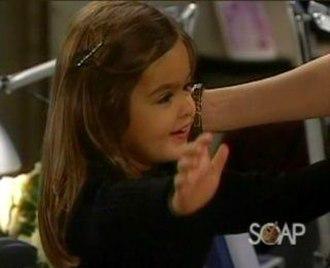 Miranda Montgomery - Haley Evans as Miranda Montgomery