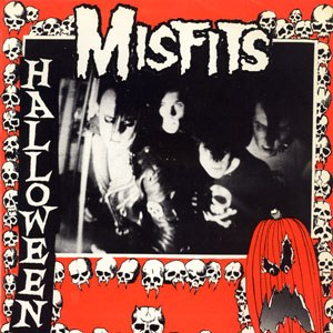 Halloween (Misfits song) - Image: Misfits Halloween cover