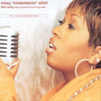 Missy «Misdemeanor» Elliott featuring Ginuwine and Tweet — Take Away (studio acapella)