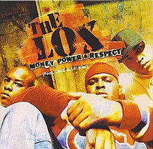 The LOX featuring DMX and Lil' Kim - Money, Power & Respect (studio acapella)