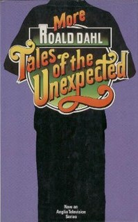<i>More Tales of the Unexpected</i> book by Roald Dahl