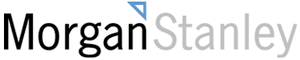Morgan Stanley - Historical logo used by Morgan Stanley in the early 2000s
