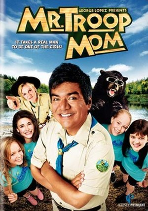 Mr. Troop Mom - DVD cover