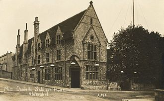 Louisa Daniell - Miss Daniell's Soldiers' Home and Institute in 1910