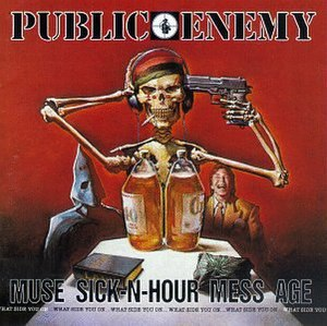Muse Sick-n-Hour Mess Age - Image: Muse Sick n Hour Mess Age