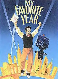 <i>My Favorite Year</i> (musical) Musical by Joseph Dougherty, Stephen Flaherty and Lynn Ahren
