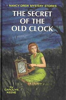 Nancy Drew Fictional character in a juvenile mystery series
