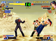 The King Of Fighters 2000 Wikipedia