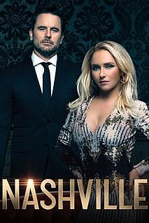 <i>Nashville</i> (season 6) season of television series