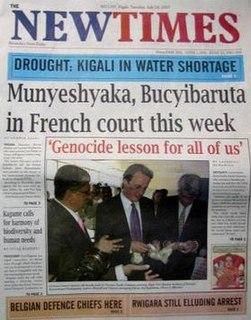 <i>The New Times</i> (Rwanda)