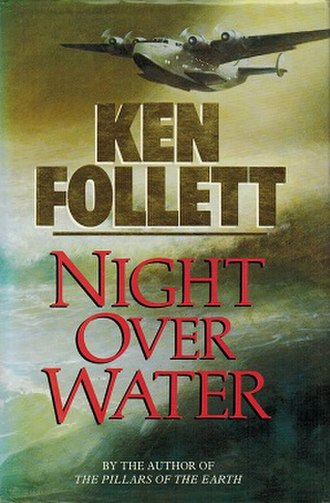Night Over Water - First edition