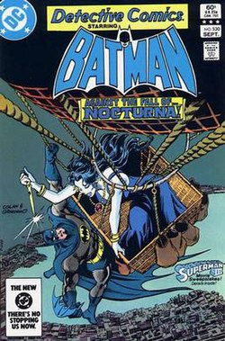 Nocturna Dc Comics Wikipedia
