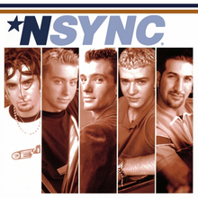 Nsync (album) alternate.png