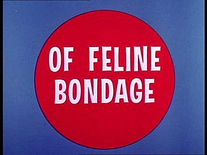 Of Feline Bondage - Title card