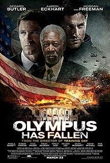 <i>Olympus Has Fallen</i> 2013 American action film directed by Antoine Fuqua