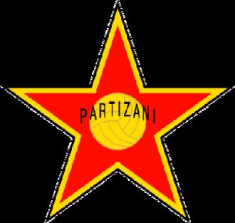 BC Partizani Tirana - Image: Partizani Tirana