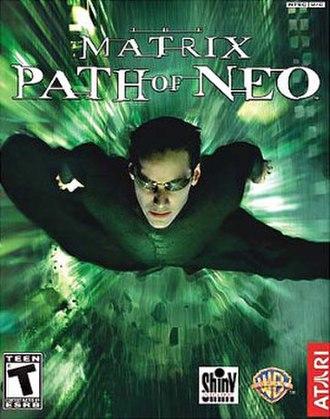 The Matrix: Path of Neo - Image: Pathofneobox