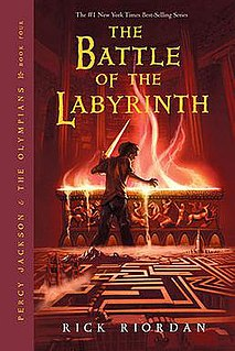 <i>The Battle of the Labyrinth</i>