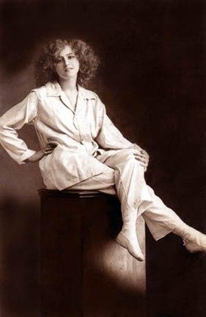 Gabrielle Ray - Gabrielle Ray, 1905